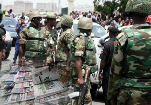 Stop harassing Nigerian media, CPJ urges military