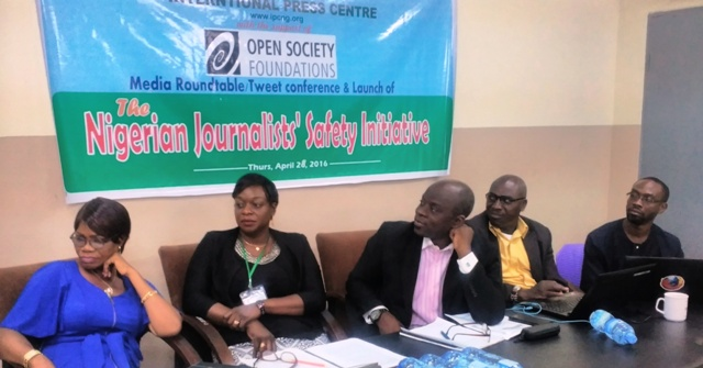 IPC spearheads safety initiative for Nigerian journalists