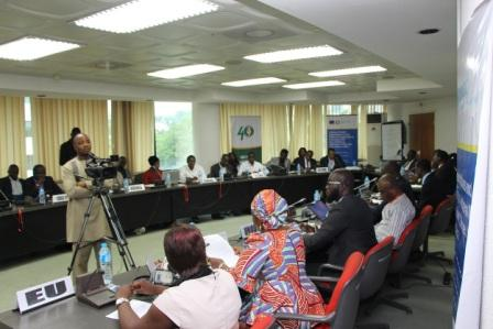 Training for the media and youth to address illicit drug trafficking,related organized crimes and drug abuse organised by ECOWAS