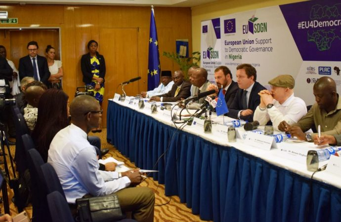 We are committed to deepening democratic process in Nigeria…EU